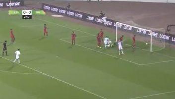 Saudi Arabia  3 - 0  Singapore