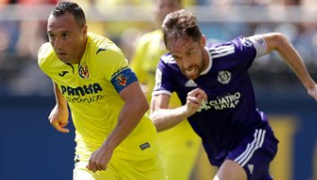 Villarreal  2 - 0  Real Valladolid