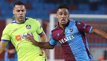 Trabzonspor  0 - 1  Getafe
