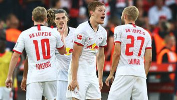 Union Berlin  0 - 4  RasenBallsport Leipzig