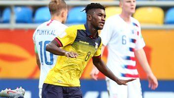 Highlight: USA U20 vs Ecuador U20