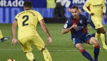 SD Huesca  2 - 2  Villarreal