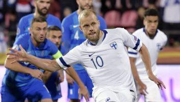 Finland  1 - 0  Greece