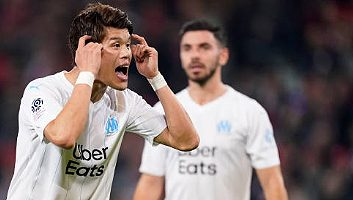 Lille  1 - 2  Marseille