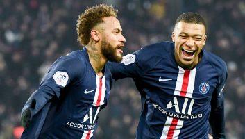 Paris Saint-Germain  2 - 0  Nantes