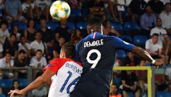 Highlight: France U21 vs Croatia U21