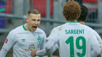 Nuernberg  1 - 1  Werder Bremen
