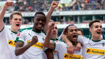 Hannover 96  0 - 1  Borussia M'gladbach