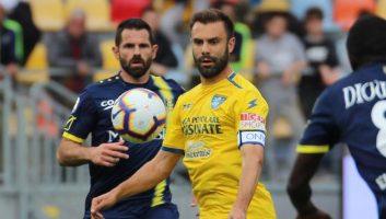 Frosinone  0 - 0  Chievo Verona