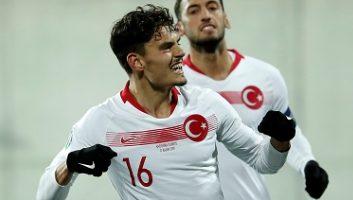 Andorra  0 - 2  Turkey