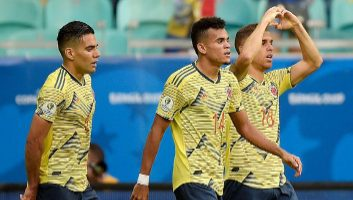 Highlight: Colombia vs Paraguay