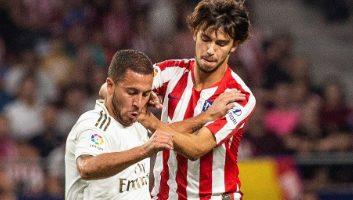 Atletico Madrid  0 - 0  Real Madrid