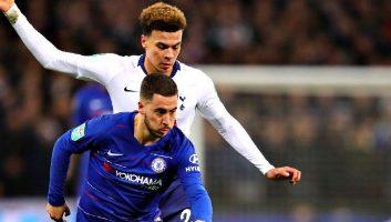 Tottenham Hotspur  1 - 0  Chelsea