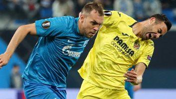 Zenit St. Petersburg  1 - 3  Villarreal
