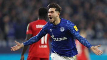 Schalke 04  1 - 1  FC Koeln