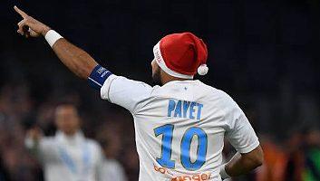 Marseille  3 - 1  Nimes