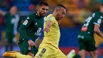 Villarreal  1 - 2  Espanyol