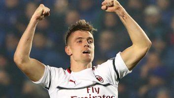 Atalanta  1 - 3  AC Milan