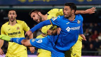 Villarreal  1 - 2  Getafe