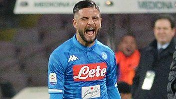 SSC Napoli  3 - 0  Sampdoria