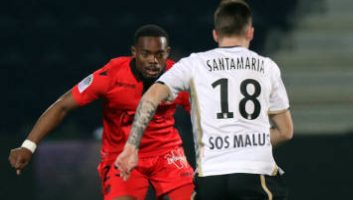 Angers  3 - 0  Nice