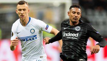 Eintracht Frankfurt  0 - 0  Inter