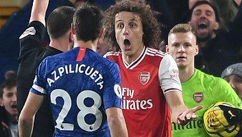 Chelsea  2 - 2  Arsenal