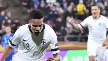 Finland  2 - 0  Greece