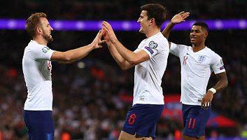 Kosovo  0 - 4  England