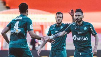 Monaco  2 - 3  Saint-Etienne