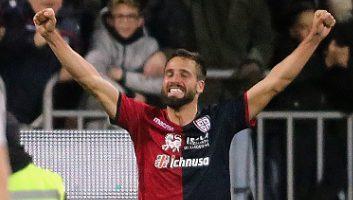 Cagliari  2 - 1  Inter