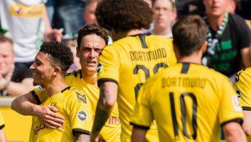Borussia M'gladbach 0 - 2 Borussia Dortmund