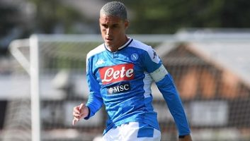 SSC Napoli  1 - 2  Benevento