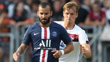 Nuernberg  1 - 1  Paris Saint-Germain