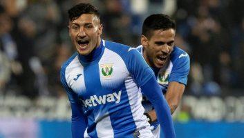 Leganes  3 - 2  Celta Vigo