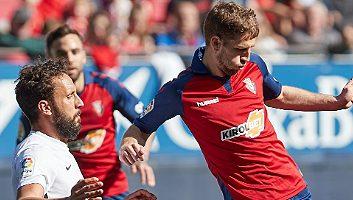 Osasuna  0 - 3  Granada