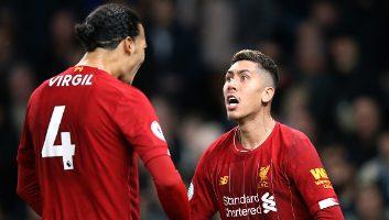 Tottenham Hotspur  0 - 1  Liverpool