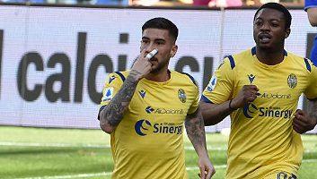 Sampdoria  2 - 1  Hellas Verona