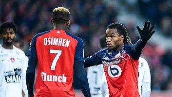Lille  1 - 0  Brest
