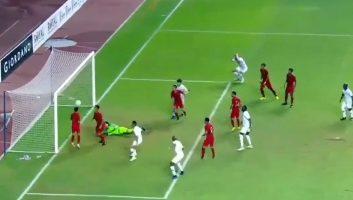 Indonesia  1 - 1  Hong Kong