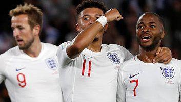 England  5 - 3  Kosovo