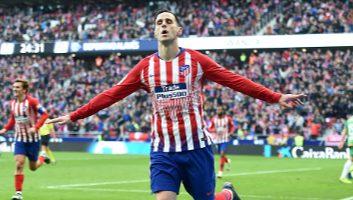 Atletico Madrid  3 - 0  Deportivo Alaves