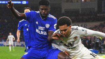 Cardiff City  2 - 1  Wolverhampton Wanderers