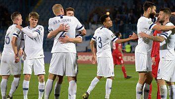 Armenia  0 - 2  Finland