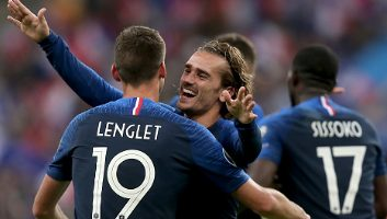France  3 - 0  Andorra