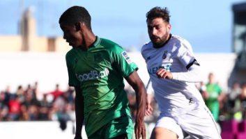 AD Ceuta FC  0 - 4  Real Sociedad