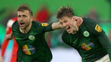 Wolfsburg  5 - 2  Fortuna Duesseldorf