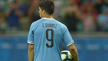 Uruguay 0 - 0 Peru