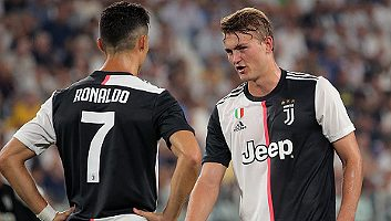 Juventus Vs Ssc Napoli 31 Aug 2019 Video Highlights Footyroom
