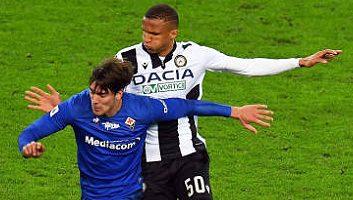 Udinese  0 - 0  Fiorentina